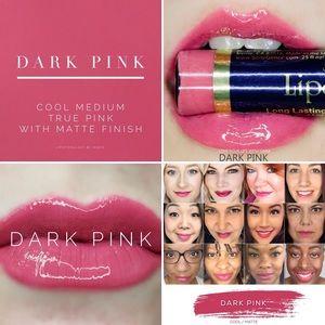 Senegence Lipsense Dark Pink